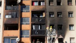 Una sobrecarga en un piso ocupado, posible causa del incendio de