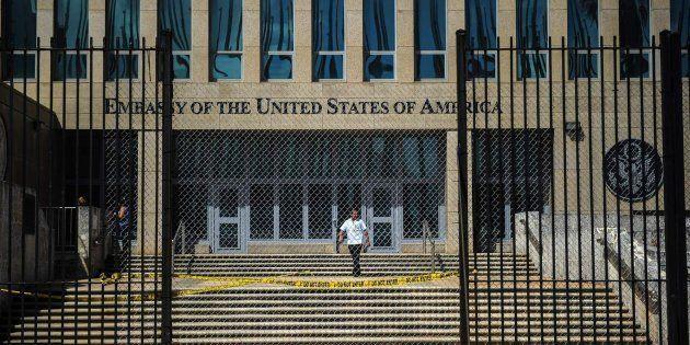Embajada de EEUU en