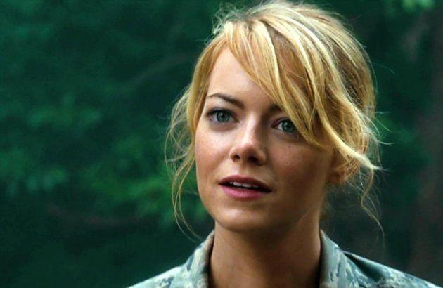 Emma Stone, en la película
