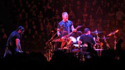 Críticas a Metallica por el cartel de su segundo concierto en