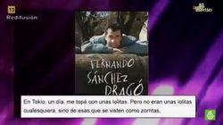 El vídeo sobre Sánchez Dragó y el sexo con menores que muchos están