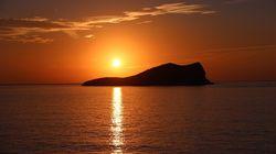 Ibiza, ese pedrusco salido del