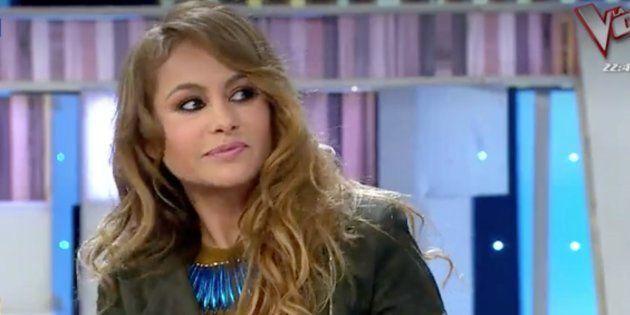 Paulina Rubio en 'Espejo