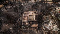Continúa la búsqueda de desaparecidos de incendios que han dejado ya 87