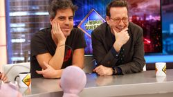 Ernesto Sevilla y Joaquín Reyes confiesan qué fue lo mejor de los Goya para