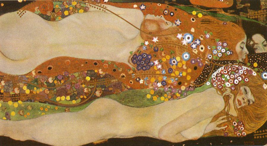 Klimt más allá de 'El beso', siete cuadros que querrás