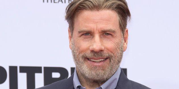 John Travolta, en diciembre de