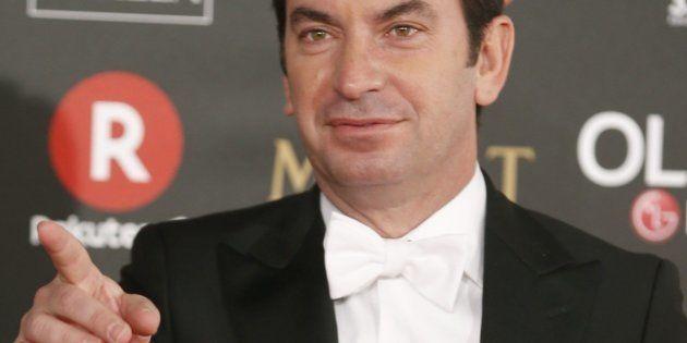 El actor y presentador Arturo