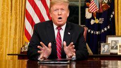 Trump tira de patriotismo sensiblero para pedir fondos para el muro pero no declara una emergencia