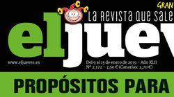 La portada de 'El Jueves' que asusta como pocas por lo que sugiere de Santiago