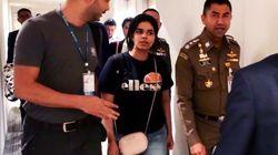 La joven saudí que huye de su familia recibe el estatus de