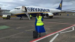Los tripulantes de cabina de Ryanair no irán a la