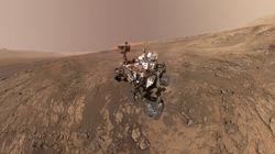 Hallado un lago de agua líquida bajo el hielo de Marte que aviva la posibilidad de encontrar vida en el planeta