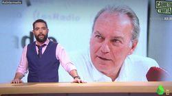 La broma de Dani Mateo sobre Vox y Bertín Osborne que provoca la carcajada general en 'El