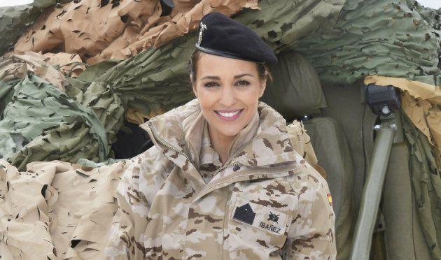 Paula Echevarría, protagonista de 'Los nuestros