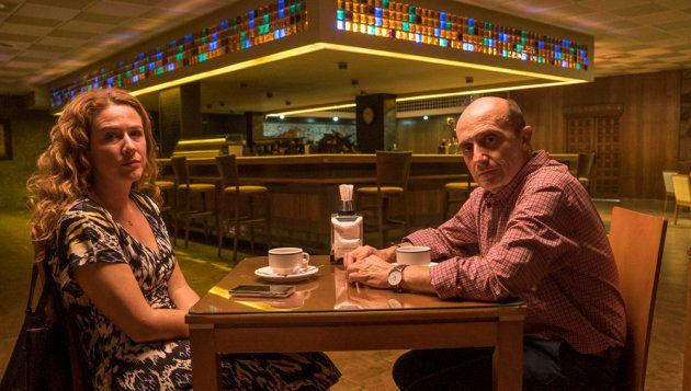 Lucía Quintana y Pepe Viyuela, en