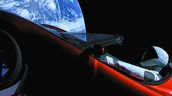 SpaceX lanza al espacio su primer cohete Falcon
