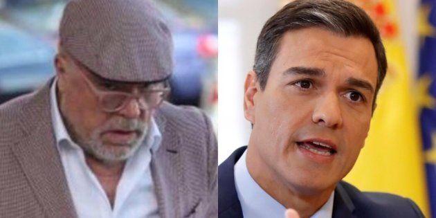 Villarejo amenaza en una carta a Sánchez con tirar de la manta en su
