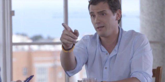 Rivera avisa a Rajoy: si no cumple el pacto de investidura, peligra la