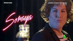 Joaquín Reyes se convierte en Soraya Sáenz de