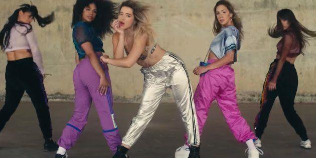 La imagen viral del videoclip de Mimi (OT) con la que te identificarás si sales de