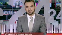 La indignada queja de este periodista de TVE tras la advertencia de la corporación de que vigilarán su correo