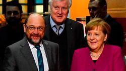 Merkel y Schulz llegan a un acuerdo para formar un gobierno de