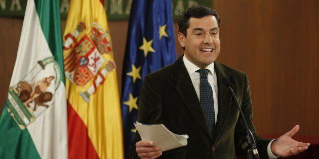 Juanma Moreno (PP):