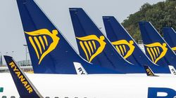 Arranca la segunda jornada de huelga de Ryanair