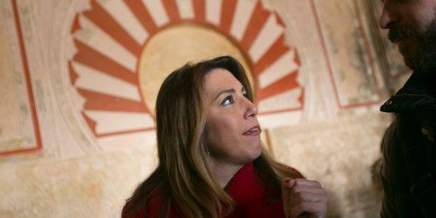 Susana Díaz, tras el acuerdo PP-Vox: