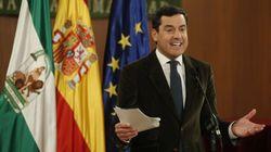 Moreno dice que el PP se ha situado