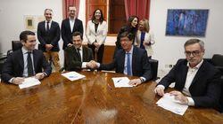 Marín sostiene que las medidas acordadas por PP y Vox