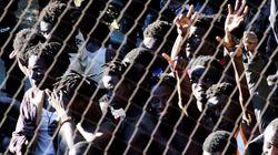 Interior admite devoluciones en caliente en el salto a la valla de Ceuta porque