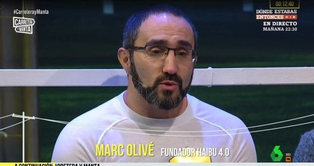 Marc Olivé, el promotor de
