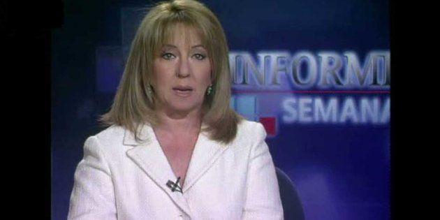 La exdirectora de 'Informe Semanal' Alicia Gómez Montano, candidata a a presidir