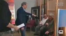 Ramón García despierta a un invitado en