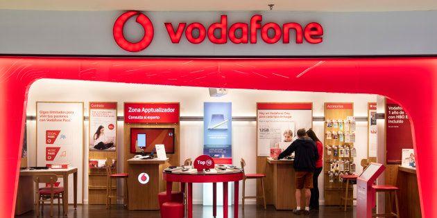 Vodafone España plantea despedir a 1.200 empleados, casi el 24% de