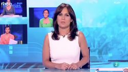 Las emotivas palabras de Mara Torres en su despedida de La 2