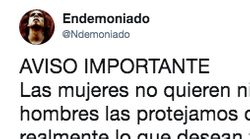 El aviso de un tuitero a los hombres que muchas mujeres están