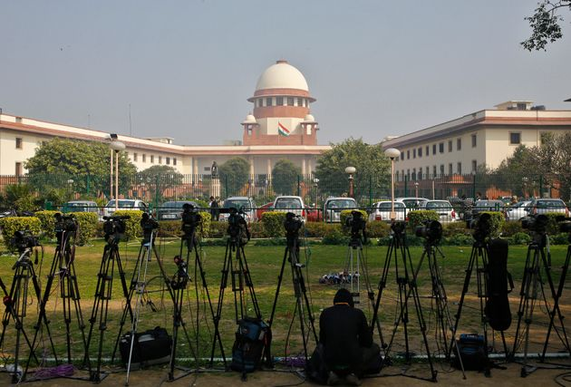 21 Opposition Parties Move Supreme Court On EVMs, Hearing
