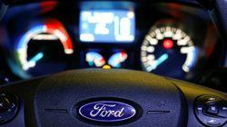 Ford recortará su plantilla en Europa para reducir