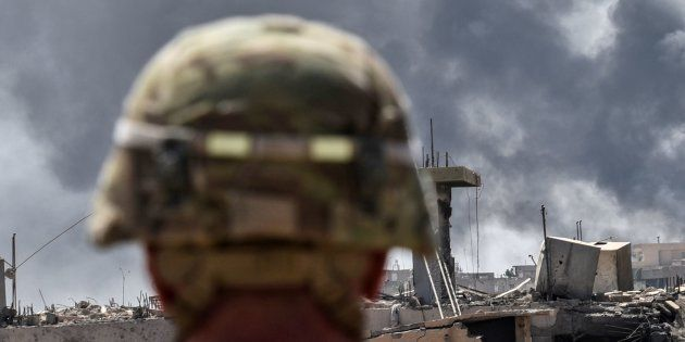 El avispero kurdo: por qué la retirada de EEUU de Siria se