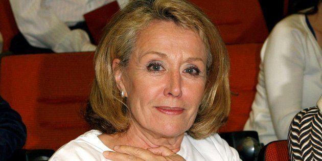 Fotografía de archivo de la periodista Rosa María