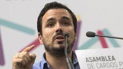 El tuit de Alberto Garzón sobre Juana Rivas que más comentarios está
