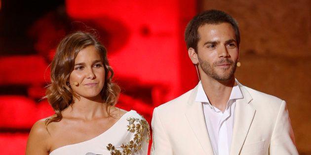 Natalia Sánchez y Marc Clotet, en una foto de