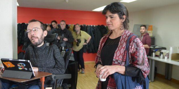 Podemos propone a Teresa Rodríguez llamar así su candidatura y en Twitter se desata el