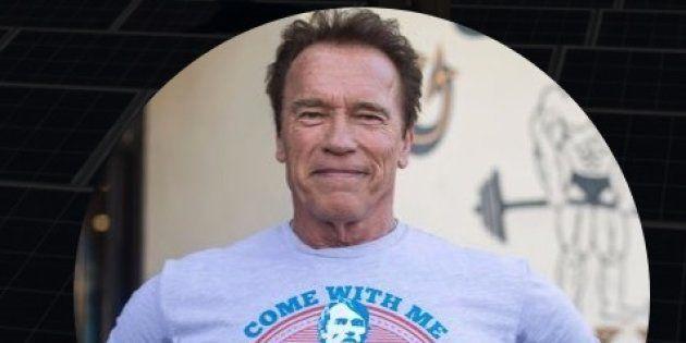 Lo que Arnold Schwarzenegger nunca dijo de Franco y el Valle de los