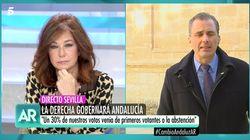 El monumental corte de Ana Rosa en 'El programa de AR' al secretario general de
