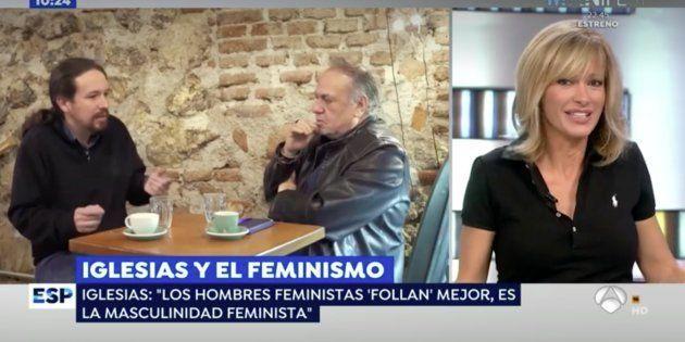 Susanna Griso en 'Espejo