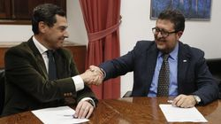 ¿Qué significa realmente el tripartito de Andalucía? Antón Losada triunfa con su simple y dura